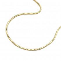 Kette, 42cm, Venezianer-Kette, 9Kt GOLD