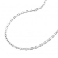 Silberkette, Halskette, Ankerkette, Silber 925 40cm