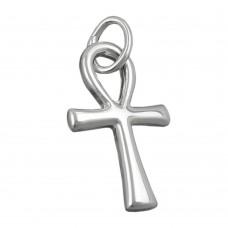 Anhänger ägypt. Kreuz ANCH 18x11mm, Silber 925
