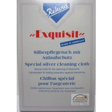 """Silberpflegetuch """"exquisit"""" Schmuckpflege Pflegetuch"""